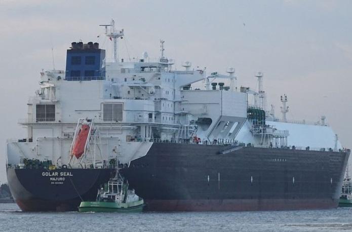 Golar LNG Carrier