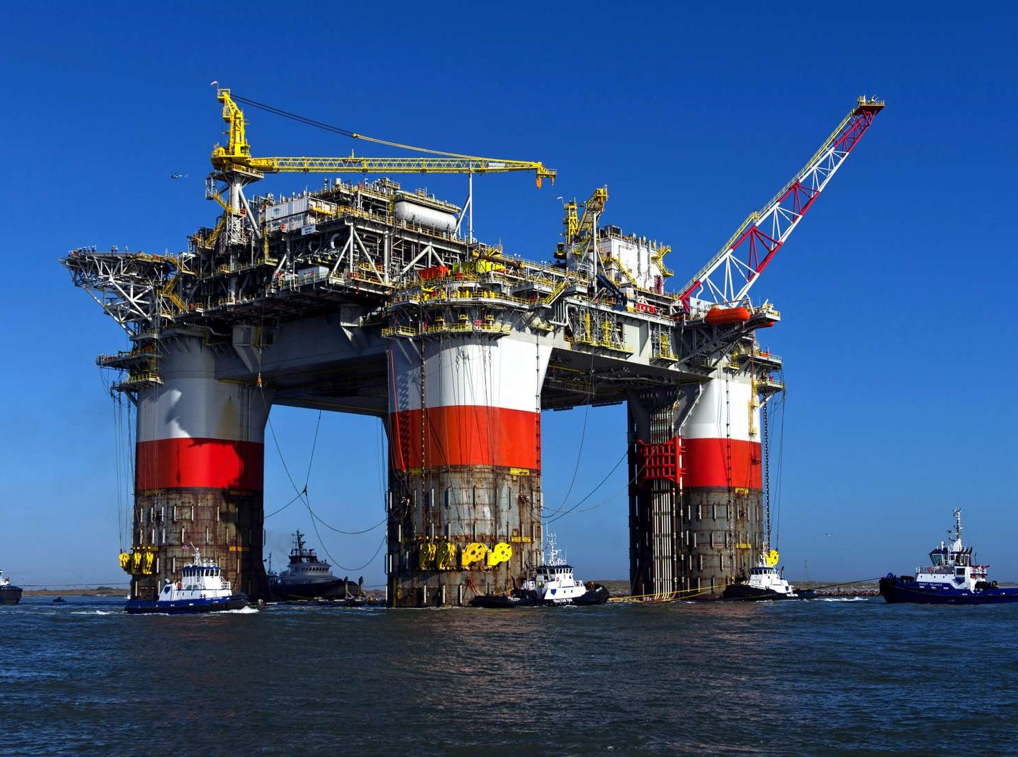 Chevron delay Big Foot commence after subsea tendons damage