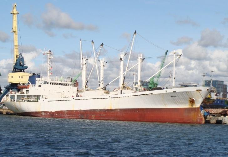 """Нигерийские пираты захватили в заложники двух украинцев и двух литовцев, - """"Морской бюллетень"""" - Цензор.НЕТ 2663"""
