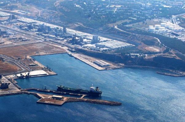 Petlim container port