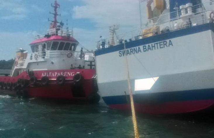 Swarna Bahtera ferry