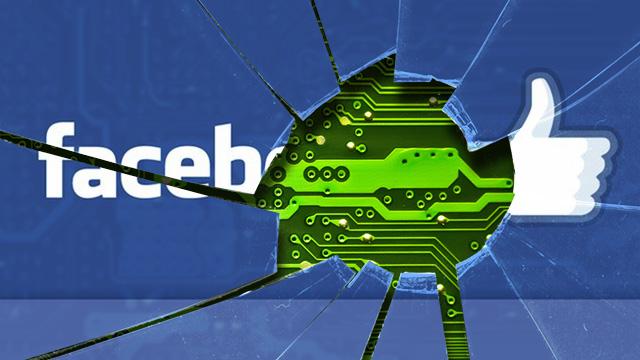 Facebook Server Gets Hacked, Hacker Find Backdoors Of Anonymous Hackers