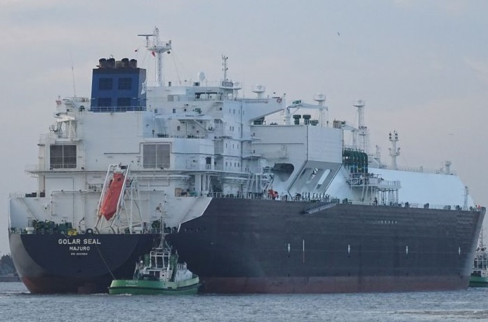 Golar LNG Carrier