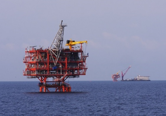 KrisEnergy offshore field