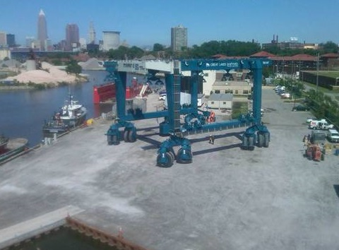 shipyard modernization