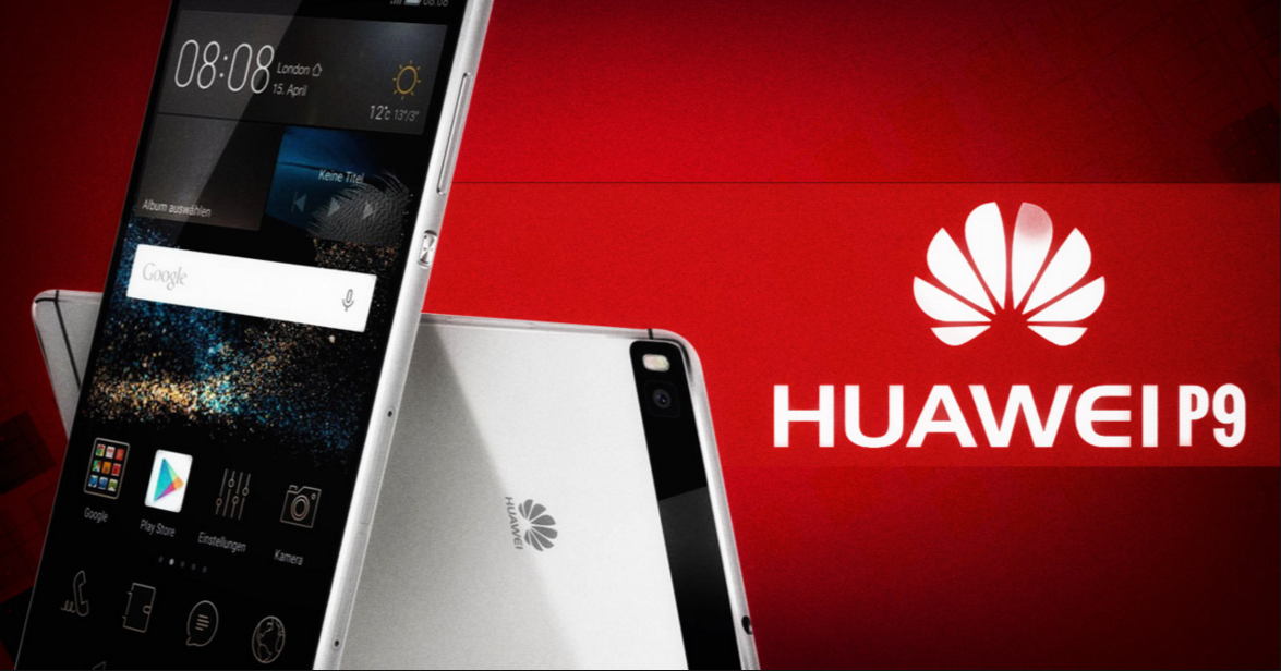 Huawei P9 Images & Phone Specifications Leaked