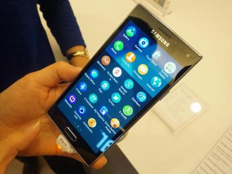 The next Tizen phone from Samsung, Z2 is to release on Tuesday
