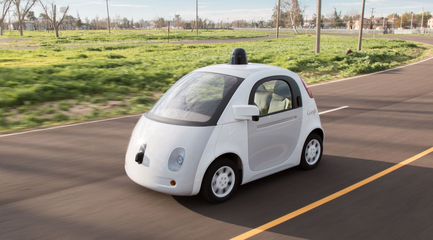 Autonomous Cars are Already Hitting the Street