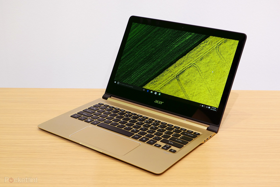 IFA 2016: Acer's Swift 7 is the first notebook thinner than a centimeter
