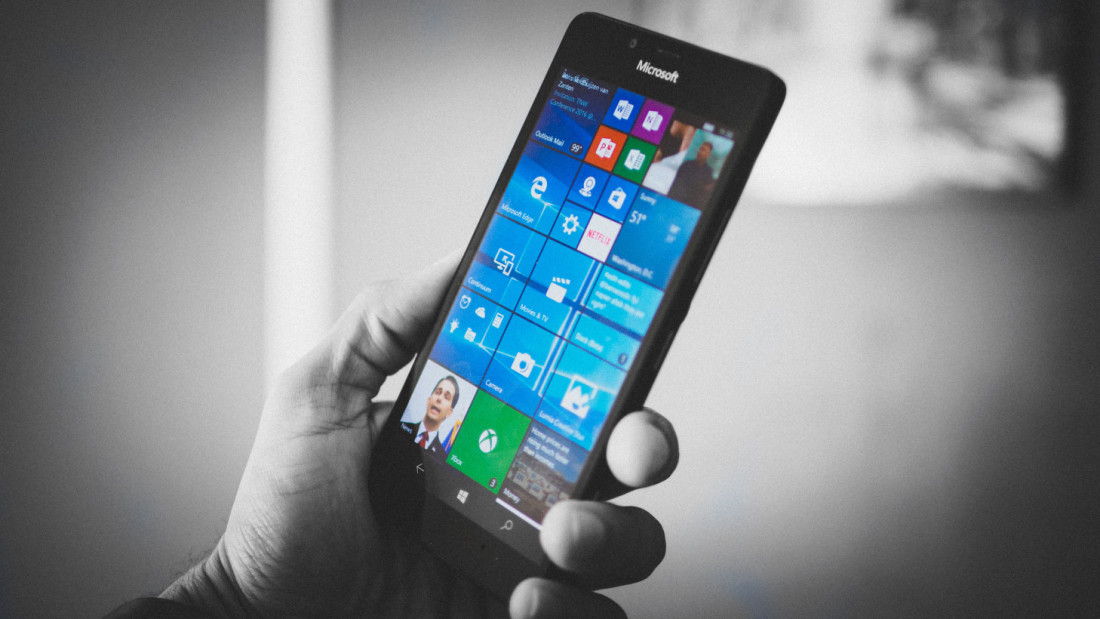 Satya Nadella teases the Surface Phone