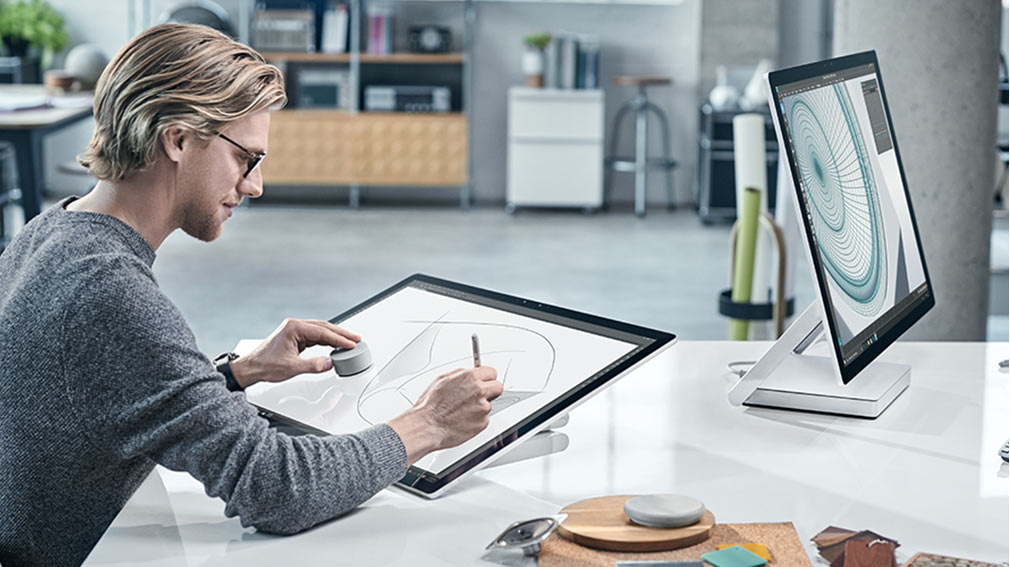 Surface Studio starts shipping earlier than originally stated