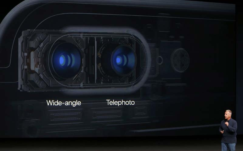 Apple is collaborating with LG to create the next iPhone's camera, according to reports