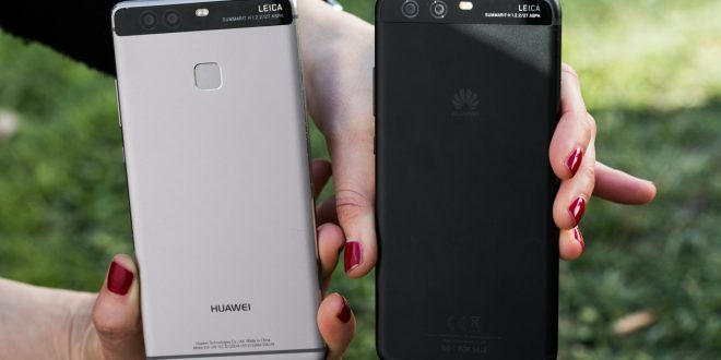 Huawei P10 looks better than the last year Flagship device