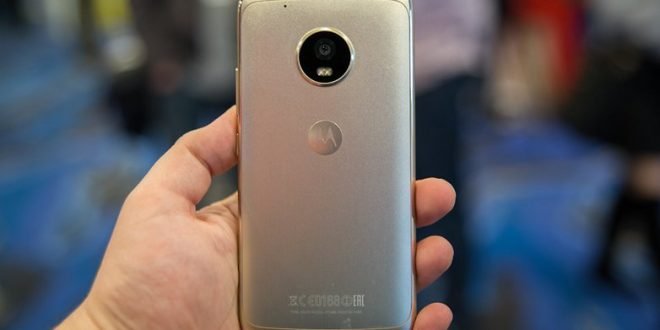 Moto G5 and G5 Plus are the two mid-range devices