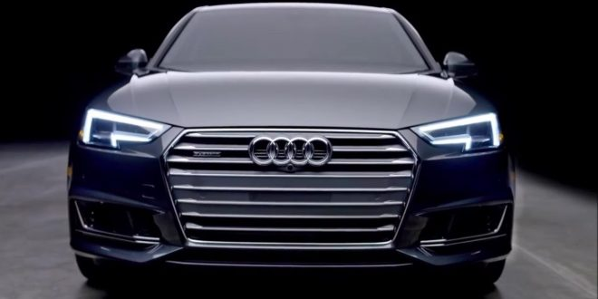 Audi A4 (2017) became one of the best Sedan and Luxurious Car to buy