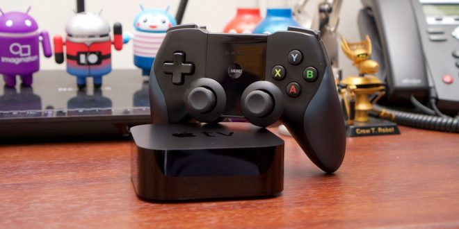 Apple TV supports MFI-based controller specially designed for professional gamers
