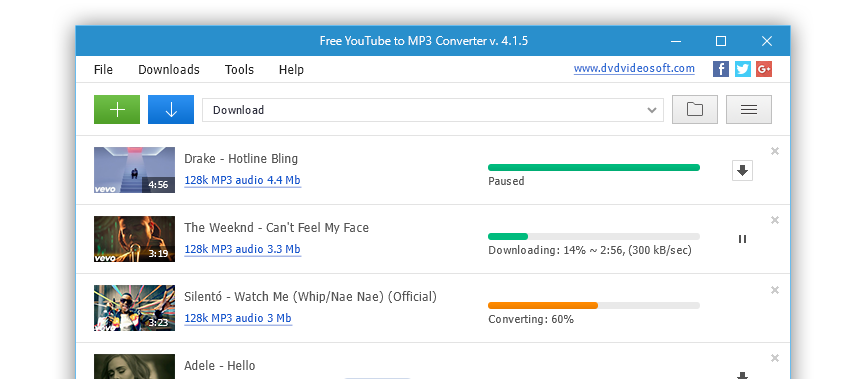 YouTube to MP3 to be one of the best video converter