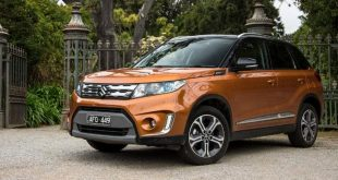 Suzuki Vitara 2017 becomes the first SUV car from Suzuki in Pakistan