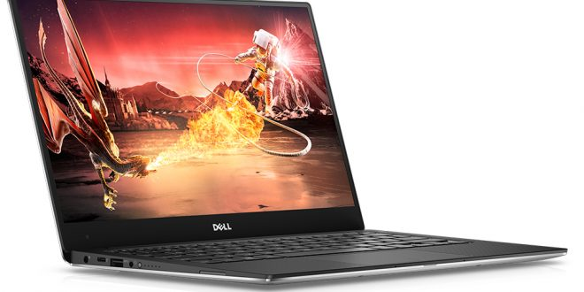 Dell XPS 13 is the World first laptop with Infinity Edge display