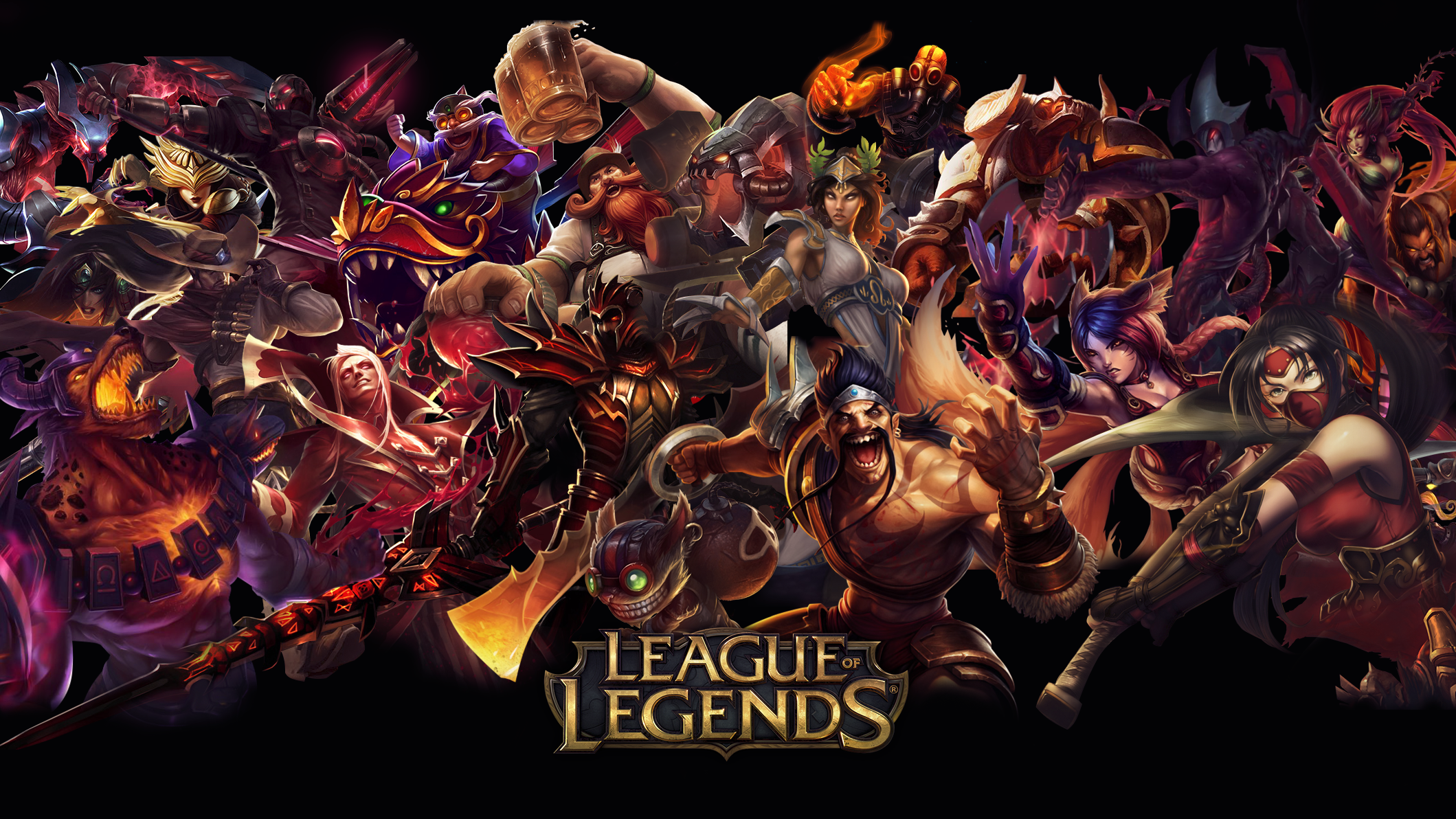 League of Legends to be one of the best Online Battle game