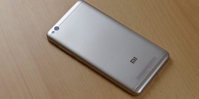 Xiaomi Redmi 4a: Know the changes made to the Xiaomi Redmi 4a