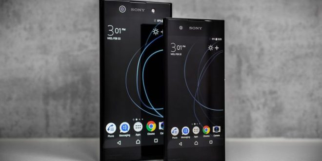 Sony Xperia XA1 and XA1 Ultra first look for the mid-ranger phone