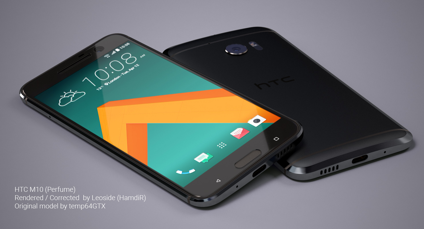 HTC 10 the most powerful smartphone ever designed