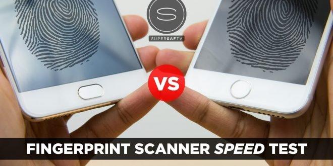 iPhone 6S VS Oppo F1 Plus : which device has the fastest fingerprint sensor
