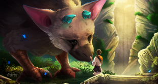 The Last Guardian Ps4 Game is featured by a beautiful fantasy world