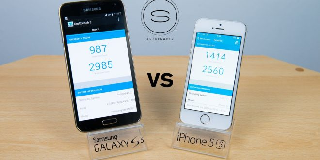 iPhone 5S VS Galaxy S5: Which one to go for, Apple or Samsung?