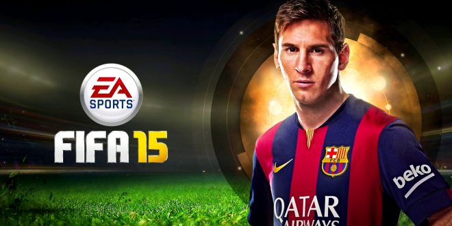 FIFA 15 brings you the football in stunning details on Xbox One & PlayStation 4