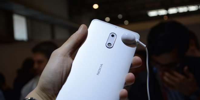 Nokia 6 the Successful comeback of Nokia to the Smartphones World