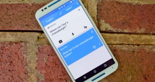 Google Translate is exclusively great to use on Galaxy S6, S7 & S8