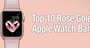 A featured image of a rose gold apple watch band by Tapscape