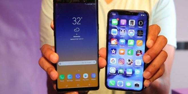 Galaxy Note 9 vs iPhone X; which one is better?