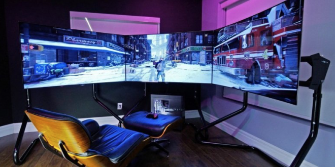 How You Can Use Your Basement As An Incredible Gaming Room