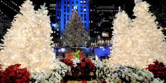 How to Spend Christmas in New York