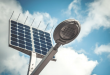 How to clean solar garden lights?