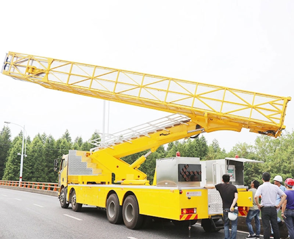 Where to purchase under bridge inspection vehicles?