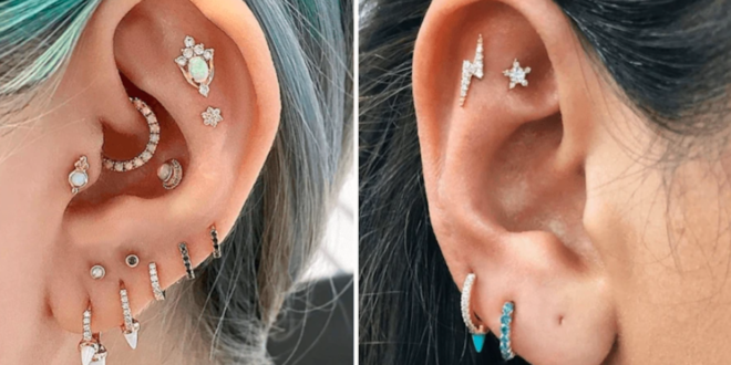 Get an Attractive Look by Choosing the Best Kind of Body Piercing